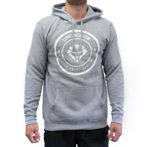 grey mens hoodies womens sport